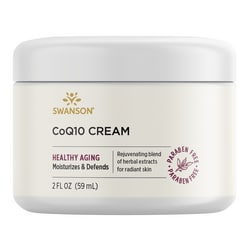 Swanson PremiumCoQ10 Cream, 97% Natural