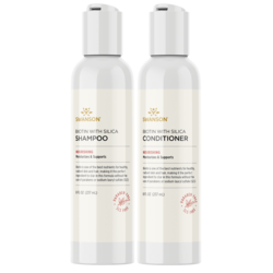 Swanson PremiumBiotin Shampoo & Conditioner with Silica Combo