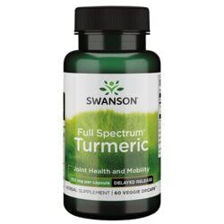 Swanson PremiumFull Spectrum Turmeric Delayed Release