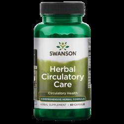 Swanson Premium Full Spectrum Herbal Circulatory Care