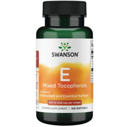 Swanson PremiumVitamin E Mixed Tocopherols