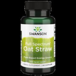 Swanson PremiumFull Spectrum Oat Straw