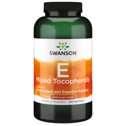 Swanson Premium Vitamin E Mixed Tocopherols