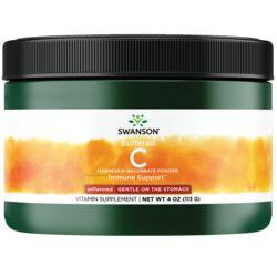 Swanson PremiumBuffered Magnesium Ascorbate Vitamin C Powder