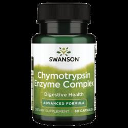 Swanson Premium Ultimate Chymotrypsin Enzyme Complex