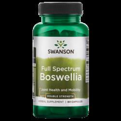 Swanson Premium Full Spectrum Boswellia Double Strength