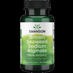 Swanson Premium Brown Seaweed Sodium Alginate
