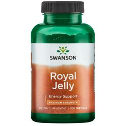 Swanson PremiumRoyal Jelly - Maximum Strength