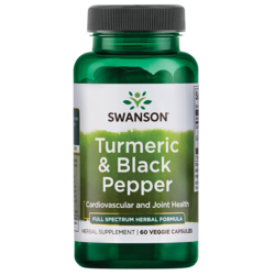 Full Spectrum Turmeric & Black Pepper