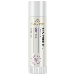 Swanson PremiumTea Tree Oil Lip Balm