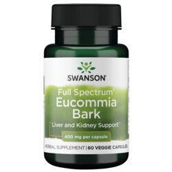 Swanson PremiumFull Spectrum Eucommia Bark