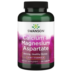 Swanson Premium Calcium/Magnesium (Aspartate Complex)