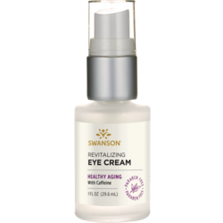 Swanson PremiumRevitalizing Eye Cream with Caffeine