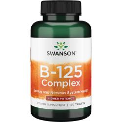 Swanson PremiumVitamin B-125 Complex