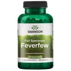 Swanson PremiumFeverfew