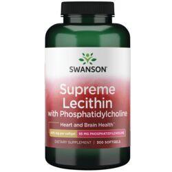 Swanson PremiumSupreme Lecithin with Phosphatidylcholine