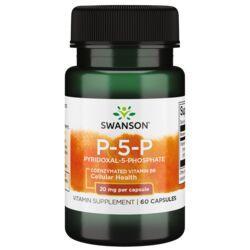 Swanson PremiumP-5-P (Pyridoxal-5-Phosphate) Coenzymated VitaminB-6