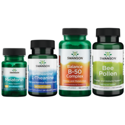 Swanson Health Products, Inc.Morning, Noon & Night Bundle