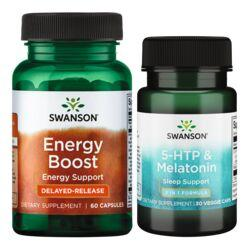 Swanson Health Products, Inc. Good Day, Good Night Bundle