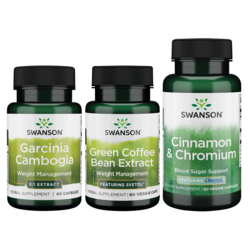 Swanson Health Products, Inc.Mighty Metabolism Bundle