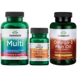 Swanson Health Products, Inc. Women's Health Bundle