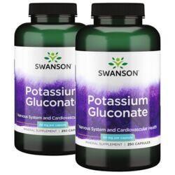 Swanson PremiumPotassium Gluconate