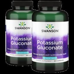 Swanson PremiumPotassium (Gluconate)