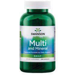 Swanson PremiumMulti and Mineral - Daily