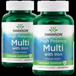 Swanson PremiumMulti High Potency