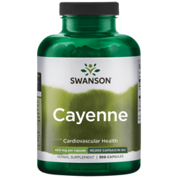 Swanson PremiumCayenne