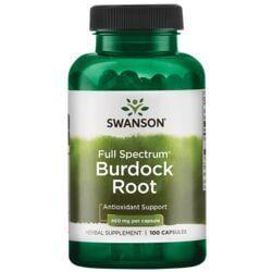 Swanson PremiumBurdock Root