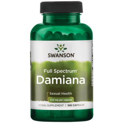 Swanson PremiumDamiana Leaves