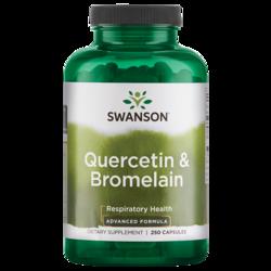 Swanson Premium Quercetin & Bromelain