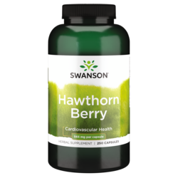 Swanson Premium Hawthorn Berries