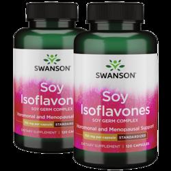 Swanson Premium Soy Isoflavones