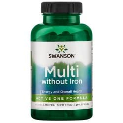 Swanson PremiumMulti without Iron - Active One Formula
