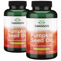 Swanson PremiumPumpkin Seed Oil