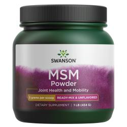 Swanson PremiumMSM Powder