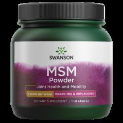 Swanson Premium MSM Powder
