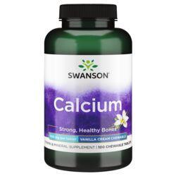 Swanson PremiumChewable Calcium
