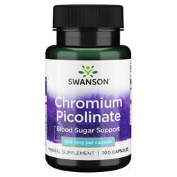Swanson Premium Chromium Picolinate