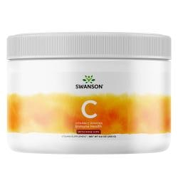 Swanson PremiumVitamin C with Rosehips Powder