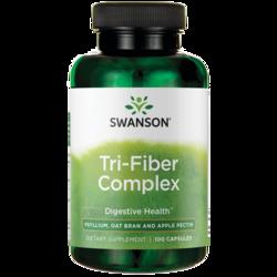 Swanson Premium Tri-Fiber Complex