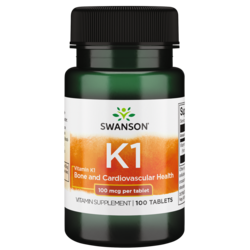 Swanson Premium Vitamin K-1