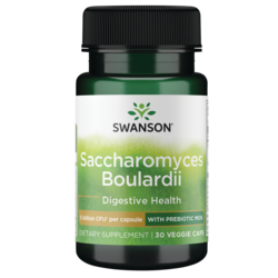 Swanson Probiotics Saccharomyces Boulardii