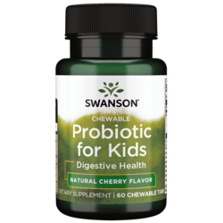 Swanson ProbioticsProbiotic for Kids Natural Cherry Flavored
