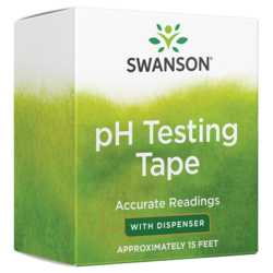 Swanson pH BalancepH Testing Tape with Dispenser