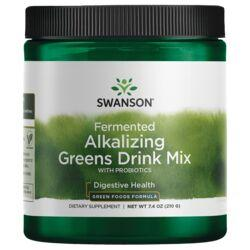 Swanson pH BalanceFermented Alkalizing Greens Drink Mix