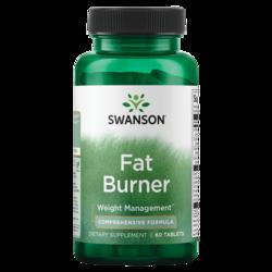 Swanson Best Weight-Control Formulas Quemador de grasa