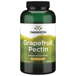 Swanson Best Weight-Control Formulas Grapefruit Pectin